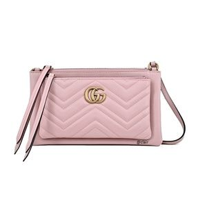 3342e4b8d4c Gucci GG Marmont Leather Cross Body Bag